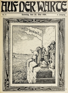 Die Warte. Jg. 6, nr 21 (1909)