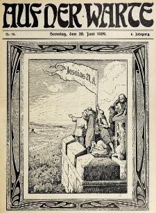 Die Warte. Jg. 6, nr 25 (1909)