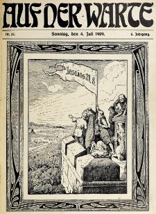 Die Warte. Jg. 6, nr 27 (1909)