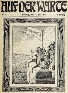 Die Warte. Jg. 6, nr 28 (1909)