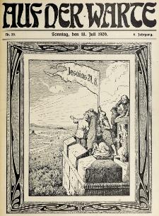 Die Warte. Jg. 6, nr 29 (1909)