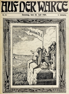 Die Warte. Jg. 6, nr 31 (1909)