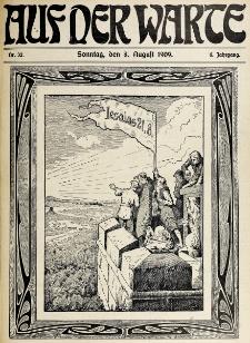 Die Warte. Jg. 6, nr 32 (1909)
