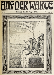 Die Warte. Jg. 6, nr 33 (1909)