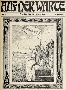 Die Warte. Jg. 6, nr 34 (1909)