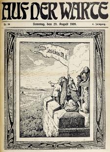 Die Warte. Jg. 6, nr 35 (1909)