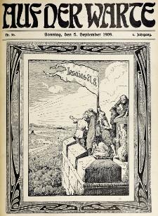 Die Warte. Jg. 6, nr 36 (1909)