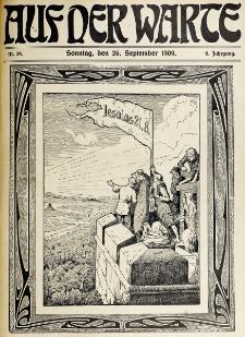 Die Warte. Jg. 6, nr 39 (1909)
