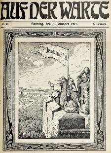 Die Warte. Jg. 6, nr 41 (1909)
