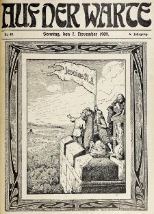Die Warte. Jg. 6, nr 45 (1909)