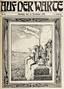 Die Warte. Jg. 6, nr 46 (1909)