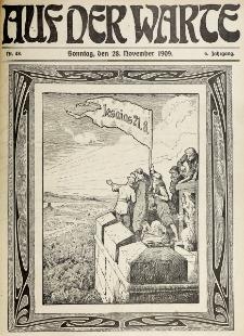 Die Warte. Jg. 6, nr 48 (1909)