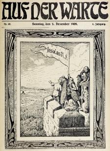 Die Warte. Jg. 6, nr 49 (1909)