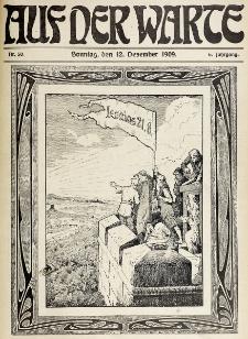 Die Warte. Jg. 6, nr 50 (1909)