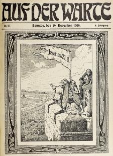 Die Warte. Jg. 6, nr 51 (1909)