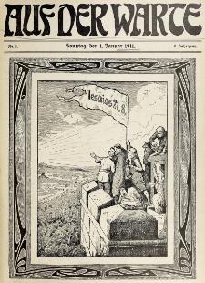 Die Warte. Jg. 8, nr 1 (1911)