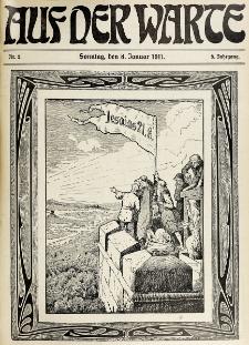 Die Warte. Jg. 8, nr 2 (1911)