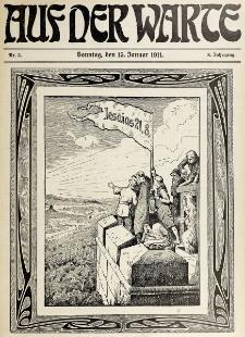 Die Warte. Jg. 8, nr 3 (1911)