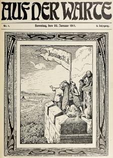 Die Warte. Jg. 8, nr 4 (1911)