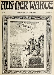 Die Warte. Jg. 8, nr 5 (1911)