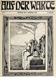 Die Warte. Jg. 8, nr 6 (1911)