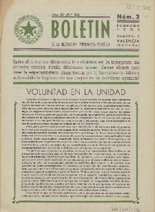 Boletín de la Federación Esperantista Española. Anno 3, n. 2 (1951)