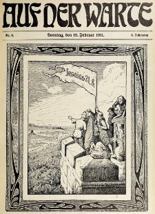 Die Warte. Jg. 8, nr 8 (1911)