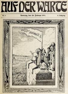 Die Warte. Jg. 8, nr 9 (1911)