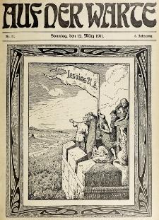 Die Warte. Jg. 8, nr 11 (1911)
