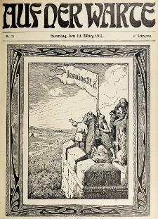 Die Warte. Jg. 8, nr 12 (1911)