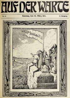 Die Warte. Jg. 8, nr 13 (1911)
