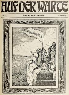 Die Warte. Jg. 8, nr 15 (1911)