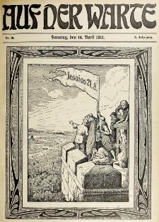 Die Warte. Jg. 8, nr 16 (1911)