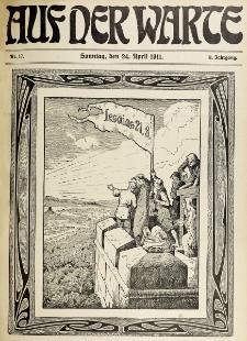 Die Warte. Jg. 8, nr 17 (1911)