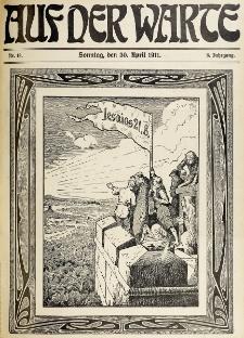 Die Warte. Jg. 8, nr 18 (1911)