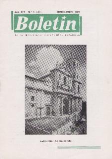 Boletín de la Federación Esperantista Española.Anno 14, n. 3 (1962)