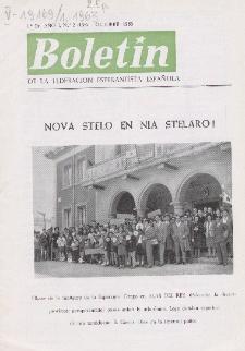 Boletín de la Federación Esperantista Española. Ep. 2, A. 1, n. 2 (1963)