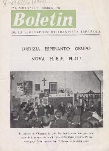 Boletín de la Federación Esperantista Española. Ep. 2, A. 1, n. 4 (1963)