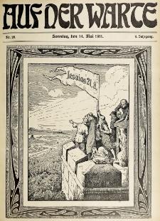 Die Warte. Jg. 8, nr 20 (1911)