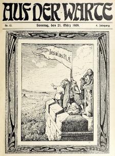 Die Warte. Jg. 6, nr 12 (1909)
