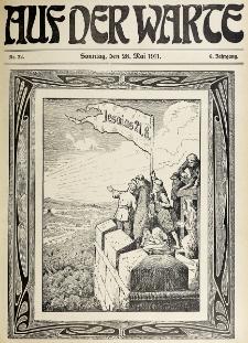Die Warte. Jg. 8, nr 22 (1911)