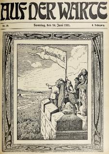 Die Warte. Jg. 8, nr 25 (1911)