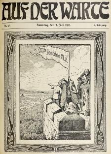 Die Warte. Jg. 8, nr 27 (1911)