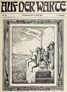 Die Warte. Jg. 8, nr 28 (1911)