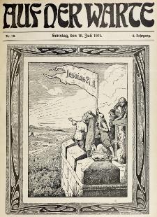 Die Warte. Jg. 8, nr 29 (1911)