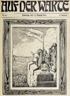 Die Warte. Jg. 8, nr 33 (1911)