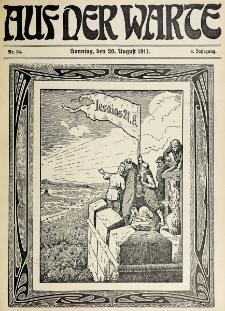 Die Warte. Jg. 8, nr 34 (1911)