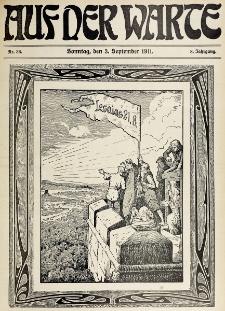 Die Warte. Jg. 8, nr 36 (1911)