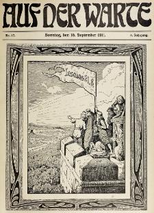 Die Warte. Jg. 8, nr 37 (1911)