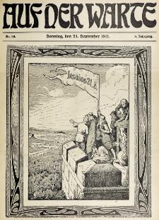 Die Warte. Jg. 8, nr 39 (1911)
